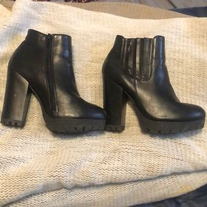 Bamboo Gaby Boots